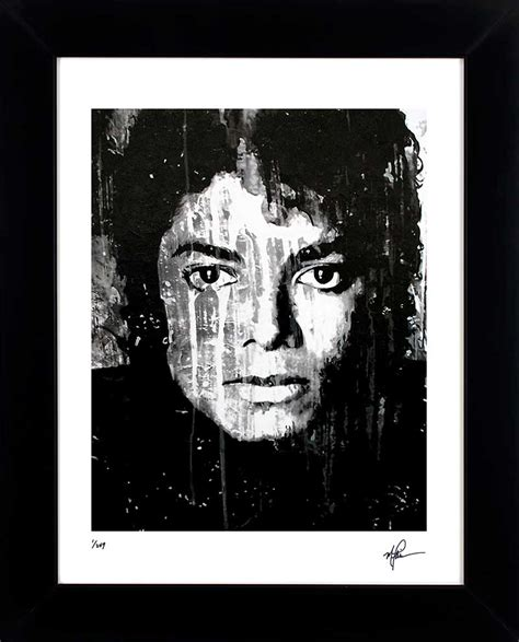 michael jackson biography printable michael jackson art print framed outstanding painting wall
