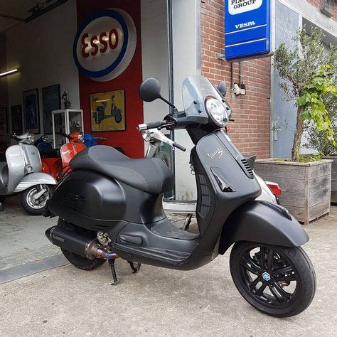 Modifikasi Vespa Lu Kotak by Vespa Gts For Sale Vespa Gts 300 Tuning Special Umbau 13