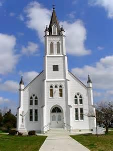 Church Of Tx Painted Church St S Country Church