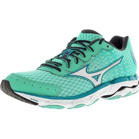 high running shoes mizuno s wave inspire 11 ankle high running shoe ebay