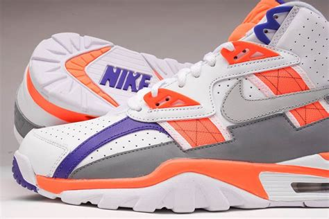 bo jackson shoes bo jackson nike air trainer sc high auburn 2017 release