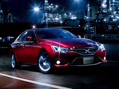 Toyota Marc X 2013 Toyota X Facelift Japan Only Autoevolution