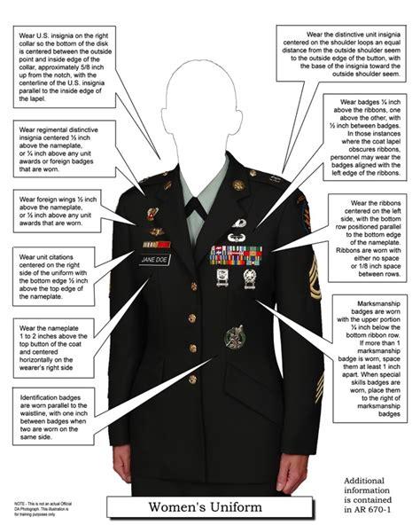 us army class a uniform measurements female class a vet2vet