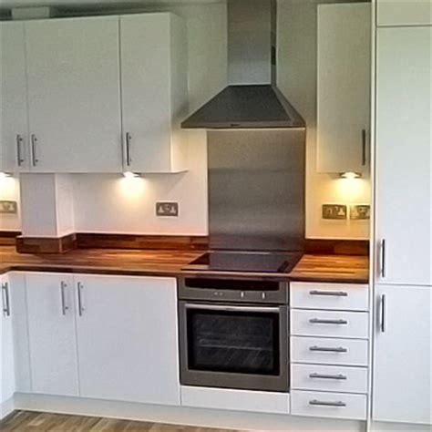 Kitchen Steel Cabinets 1000 Wide X 650mm High X 7mm Thick Stainless Steel Splashbacks