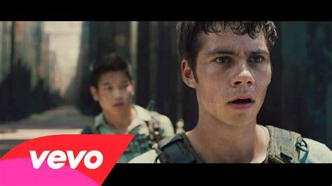 maze runner film verslag ellie goulding beating heart from the movie the maze