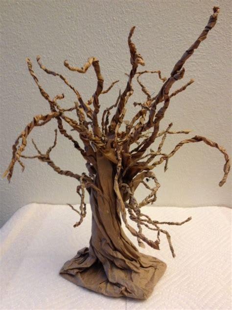 my paper bag tree