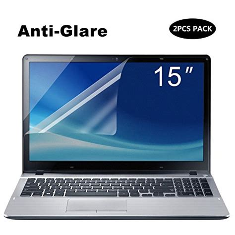 Screen Guard Anti Glare 2 602668131531 upc 2 pcs pack 15 6 inch laptop anti