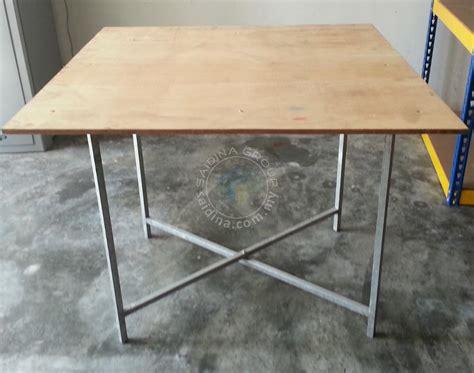 Meja Plastik Untuk Jualan meja petak untuk kanopi catering pembekal meja petak