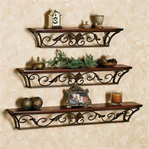Decorative Wood Shelves Decorative Modern Wall Shelves Recycled Things
