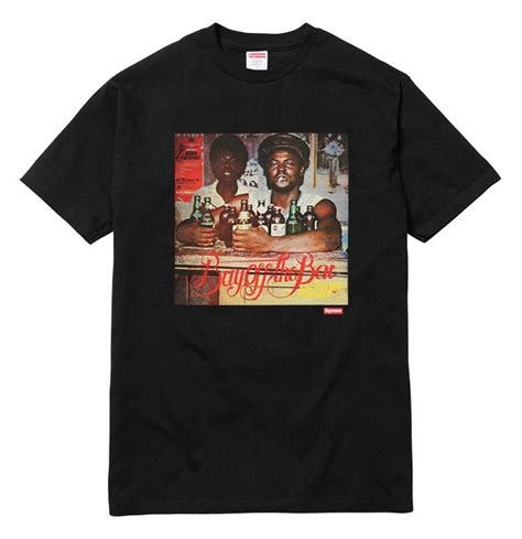 Tshirt Supreme Navy supreme week 19 the wilfred limonious bee and arabic desert t shirts