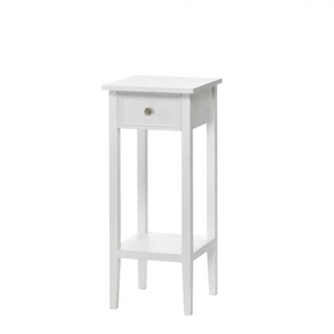 Small White Accent Table with Classic White Side Table With Drawer Small Telephone Accent Table Ebay