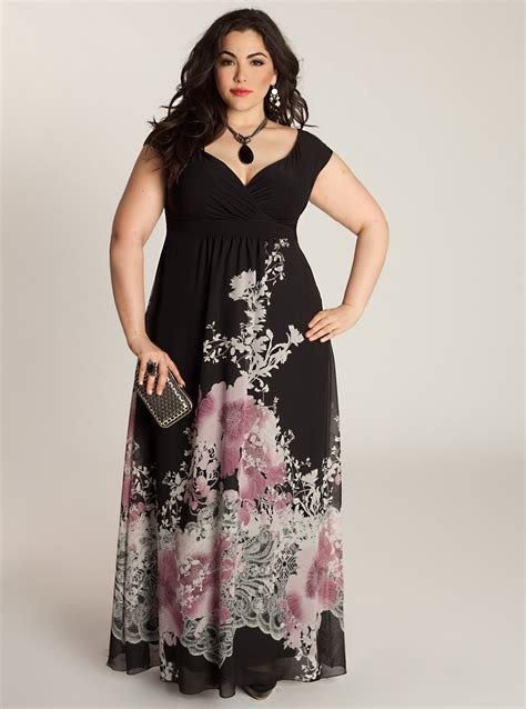 10 Plus Sized Fashions by Cheap Plus Size Maxi Dresses 10