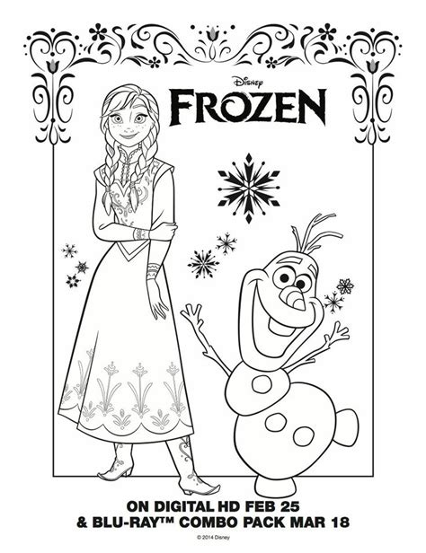 78 best images about frozen coloring on pinterest pin by marie hart on disney frozen coloring sheets