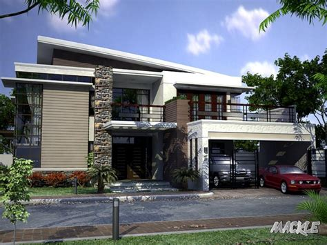 proposed luxury exterior design amazing architecture