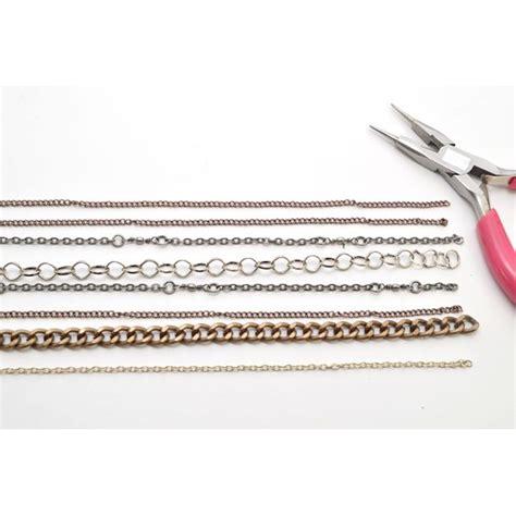 cortar cadenas en c accesorios de moda hazlo t 250 misma collar de cadenas