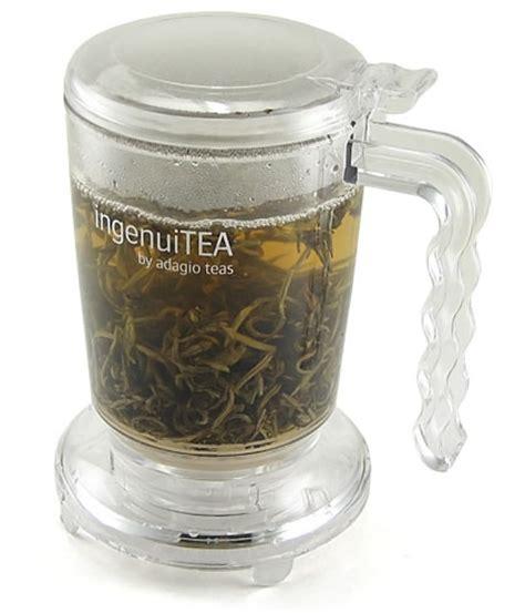 Review The Ingenuitea Microwavable Tea Pot by Ingenuitea Leaf Tea Teapot