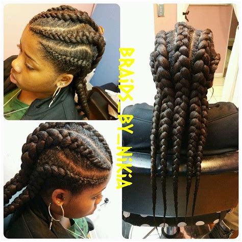 large cornrow hairstyles 1000 ideas about big cornrows on pinterest crochet