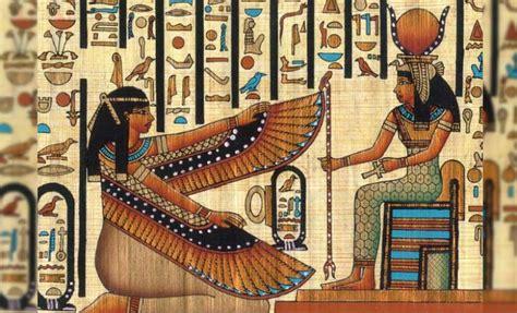 imagenes pinturas egipcias 10 de las diosas m 225 s importantes de la mitolog 237 a egipcia