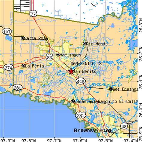 san benito texas map san benito tx pictures posters news and on your pursuit hobbies interests and worries