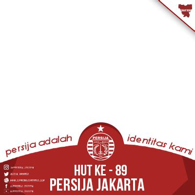 Persija We Are Black search for a caign twibbon
