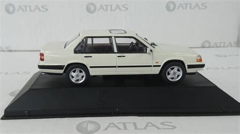 volvo 940 turbo by editions atlas minivolvo lu