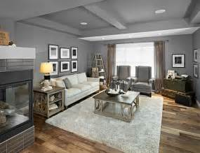 gray living room walls stepping it up in style 50 ladder shelves and display ideas