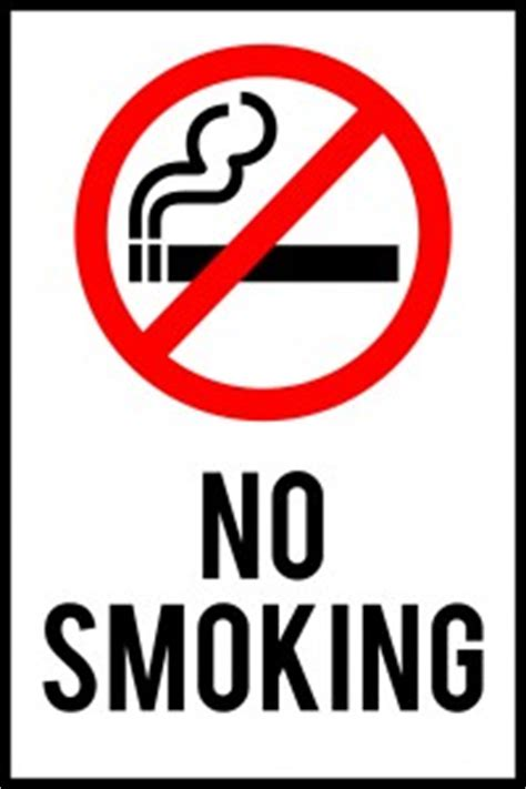 no smoking sign requirements california no smoking laws for all fifty states signs com blog