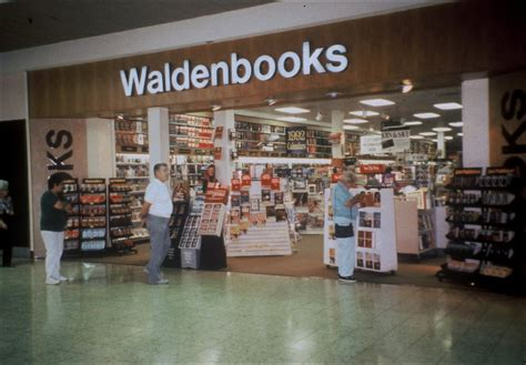 walden books my as a mall a day in the as told to