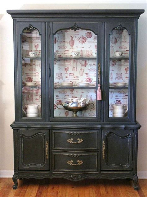 black china hutch cabinet 25 best ideas about black china cabinets on