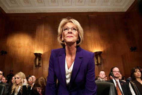 betsy decos here s what you should know about betsy devos