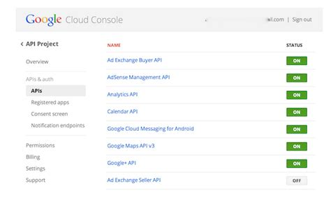 cloud developer console cloud console 9to5google