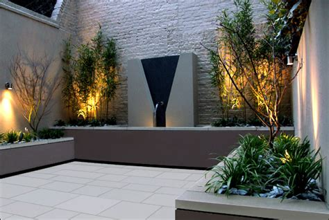 courtyard landscape beautiful roof gardens and landscape designs