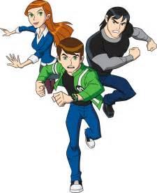 cartoon characters ben 10