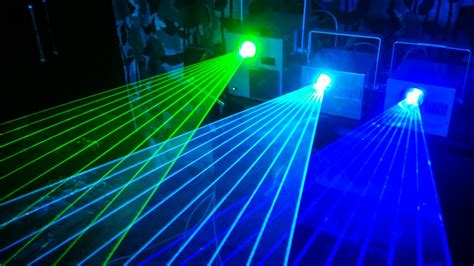laser lights projectors will laser projector technology replace led funkykit