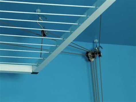 Sechoir Plafond by Etendoir Plafond Avec Treuil 224 Manivelle
