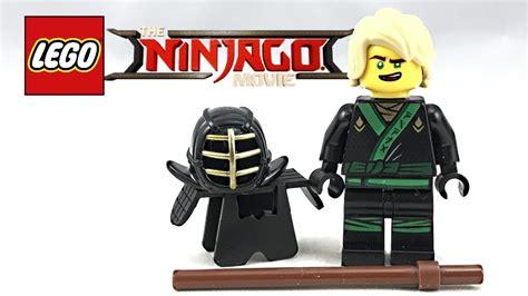 Lego Minifigure Ninjago Kendo lego ninjago kendo lloyd review 2017 polybag