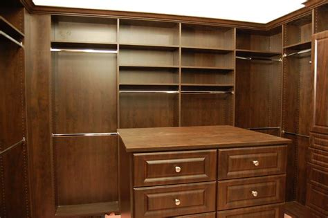 Closet Drawers System by Rustic Bedroom Design With Small Wood Closet System Solid