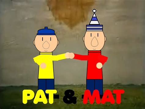 Pat And Mat by Pat And Mat By Danielthestudent On Deviantart
