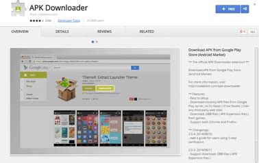apk downloader chrome extension free how to directly apk on your phone computer