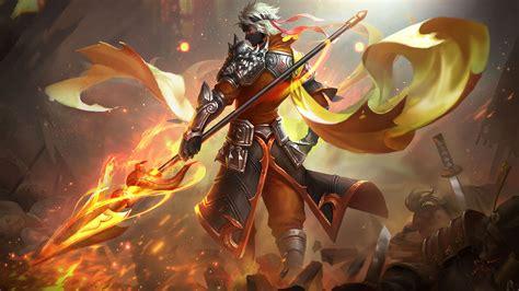 hero zhao yun skin computer images video game king