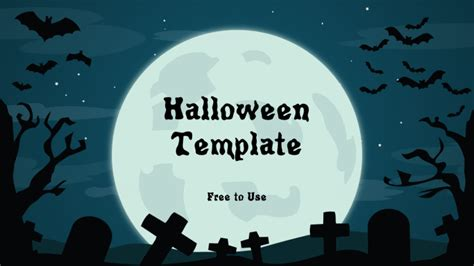 free halloween powerpoint templates download free ppt free halloween powerpoint template powerpoint tips and