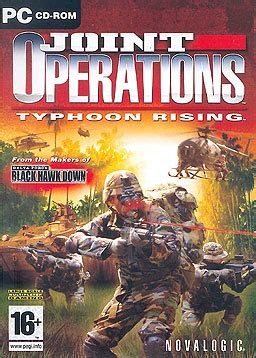 joint operations typhoon rising wikipedia