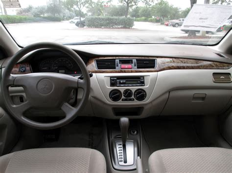 2003 Mitsubishi Lancer Interior by 2003 Mitsubishi Lancer Interior Pictures Cargurus