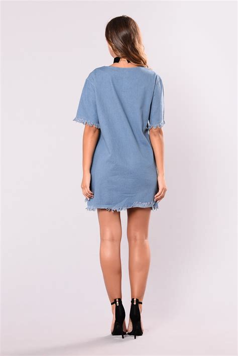 Dress Deniminner innerbloom dress denim