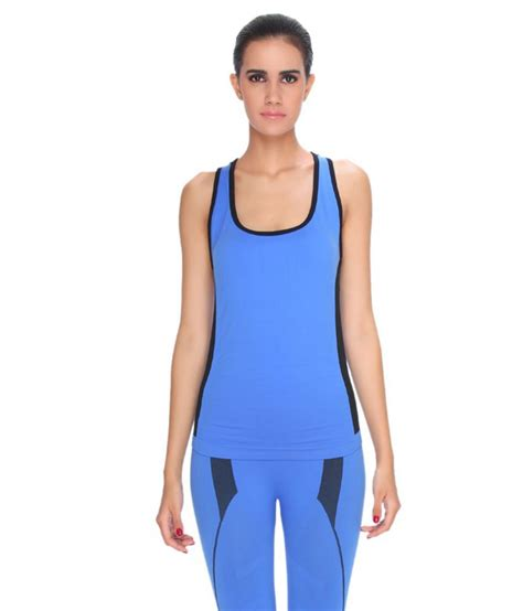 Cd Seamless Sl001 Free Size buy c9 seamless royal blue tank top at best