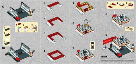 Lego Shell 40195 Shell Station 1 lego shell station 40195 promotional