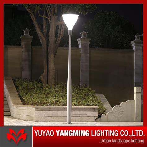garden post lights led led garden light post top fixtures china garden light