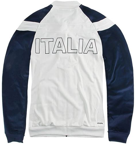 Adidas Italy 1 adidas italy fir rugby italia anthem top jacket s m l