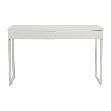white desk with two file drawers ikea white desk two drawers hostgarcia