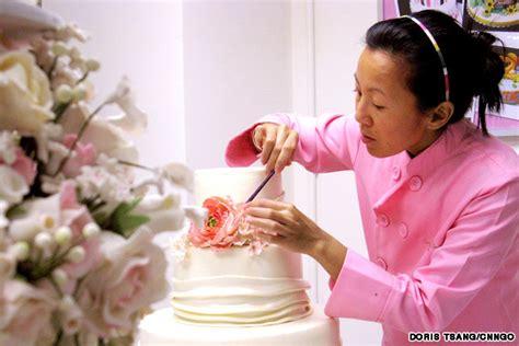 new year cakes hong kong 6 best hong kong wedding cake artists cnn travel